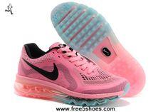 best cheap 59741 54d72 Discount Womens Nike Max 2014 621078-603 Pink Black Nike Shox, Nike Running,