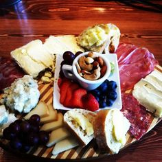 @sipbistro's Meat & Cheese Charcuterie board