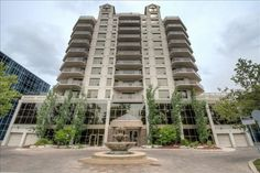 2 Bedroom, 2 Bathroom, 1540 sq ft Luxury Downtown Condo with Wrap-Around Balcony!  $374,900 - www.ForestCityTeam.com  #RealEstate #Realtor #LdnOnt #London #LondonOntario #Luxury #Condo #ForSale