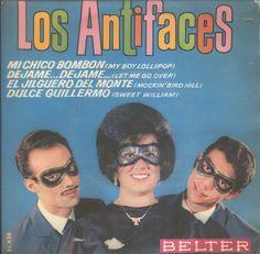 Los Antifaces - Mi Chico Bombon (My Boy Lollipop) +3 (1964 Spain) at Discogs https://youtu.be/y2Xtlww3wVg
