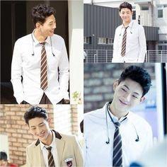 'Cheeky Go Go' Ji Soo to be crowned new heartthrob to continue the Lee Jong-suk and Kim Woo-bin line? Jong Suk, Lee Jong, Asian Actors, Korean Actors, Korean Dramas, Lee Won Geun, Ji Soo Actor, Sassy Go Go, Top Drama