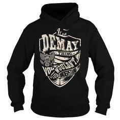 Its a DEMAY Thing (Eagle) - Last Name, Surname T-Shirt