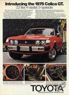 Car ads from the 1970's   Mark Traffic
