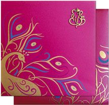 Designer Wedding Cards, Wedding Invitations Designs from India http://www.theweddinginvitationcards.com