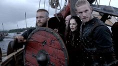 Are you ready for tonight? Season 3 'Vikings' Embedded image permalink