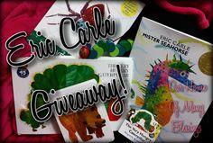 Eric Carle Books Giveaway!! #2