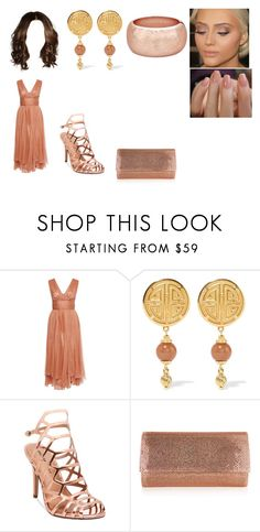 """""""Senza titolo #1710"""" by cavallaro ❤ liked on Polyvore featuring Maria Lucia Hohan, Ben-Amun, Madden Girl and Judith Leiber"""