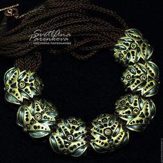 украшения. jewellery. design. cтильный аксессуар. полимерная глина. polymerclay…