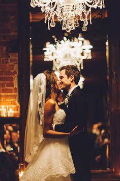 Go Inside Actors Amber Stevens and Andrew J. West's Cozy Winter Wedding