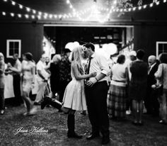 A barn Wedding at Shadowlawn