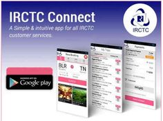 Indian Railway launches IRCTC Rail Connect app for hassle free train booking