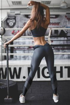 Patch Slit Leggings-Sexy Active Slit Mesh Leggings! The perfect athleisure leggings to get you through the day in any setting whether it's out and about, lounging around, or hitting the gym. Consider grabbing two or more while supplies last! #ad #noveltyforce #activewear #affiliate #leggings