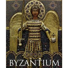 Byzantine Enamel  (I lean towards the eye(s) of dolce and gabana but i run towards something else all together. i think it will be a bit until western couture can really work with what is available in byzantine art)