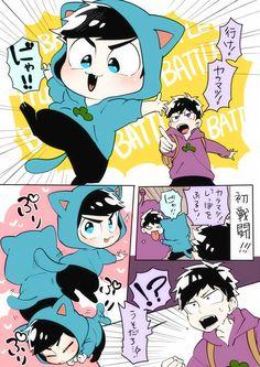 【おそ松さん】マツモン(マツットモンスター)
