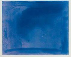 Corot's Mark - Helen Frankenthaler, 1987