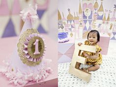 "Adorable ""Small World After All"" Kids Birthday Party"