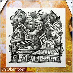 More Zen-ful Houses — EniOken.com
