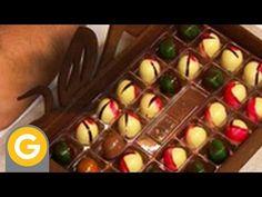 Xocolatl, con Jose Ramon Castillo para ElGourmet.com - Bombones de Vaciado - YouTube