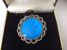 Vintage Butterfly Wing Brooch | Etsy Art Deco Necklace, Drop Necklace, Modern Vintage Dress, Vintage Jewelry, Unique Jewelry, Vintage Butterfly, Butterfly Wings, Etsy Store, Turquoise Bracelet