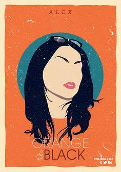 Resultado de imagem para orange is the new black tumblr poster