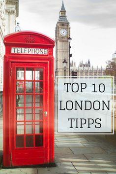 Du möchtest die Britische Hauptstadt entdecken? Wir haben für Dich die top London Reise Tipps zusammengestellt - so wird dein London Wochenende unvergesslich!