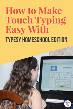 Touch typing has become an essential life skill. Let's make it easy to incorporate in to our homeschool with Typesy Homeschool Edition.