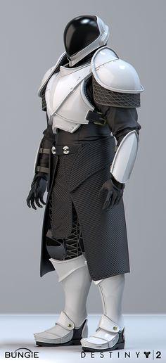 "ArtStation - Destiny 2 IO ""Gensym Knight"" Titan Gear, Roderick Weise Cyberpunk, Titans Gear, Space Armor, Combat Armor, Armor Clothing, Destiny Game, Futuristic Armour, Sci Fi Armor, Cosplay Armor"