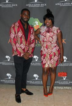Gala-All Things Ankara's Best Dressed Women at Africa Gives Back International…