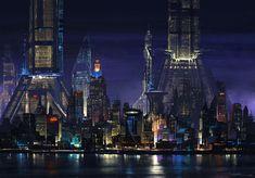 The City by Paul Lasaine.