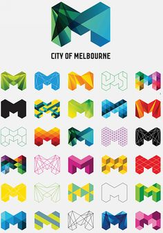 City of Melbourne Corporate ID logo