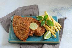 Chicken Schnitzel Recipe for Schnitzel