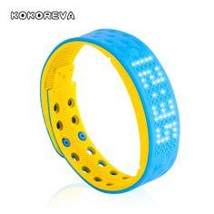 $49.98 (Buy here: alitems.com/... ) New brand sports smart bracelet wristband health sleep tracker waterproof fitness bands signature smart watch women men watch for just $49.98 - smart bracelet fitness tracker watches - http://amzn.to/2ijjZXZ