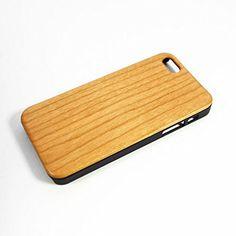 Generic Cell Phone Case for iPhone 5 iPhone 5s Plain PVC Cherry Wood Generic http://www.amazon.com/dp/B00VJNT5Y4/ref=cm_sw_r_pi_dp_-NRvvb137HV5C