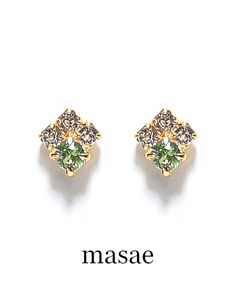 【masae】別注 circle square desigh pierces #シータ・ミュー Stud Earrings, Accessories, Jewelry, Jewlery, Jewerly, Stud Earring, Schmuck, Jewels, Jewelery
