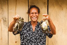 Catch of the day - August #CoolEarth - #RainForest Gallery - The Green Journey