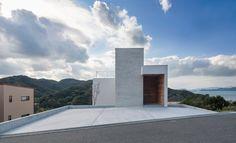 T weekend house by process5 design overlooks coast in western japan
