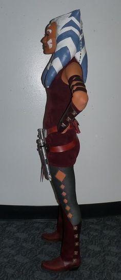 Rebel Legion :: Viewing costume :: Ahsoka Tano