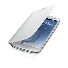 SAMSUNG FLIP COVER CASE FOR SAMSUNG GALAXY S3 (MARBLE WHITE) Flip Case provides exceptional protection for your Galaxy S III. Durable textile and hard plastic construction protects your Galaxy S III against bumps and scratches. Soft plastic and felt cover protects screen from smudges, scratches and dirt. Available in multiple colors $19.99