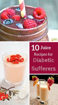 Find Fruit and Vegetable Juice Recipes of Every Variety