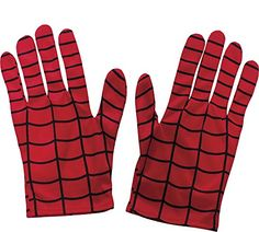 Rubie's Marvel, Ultimate Spider-Man Child Gloves *** Click image to review more details.