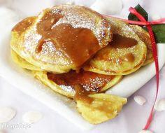 Di gotuje: Serkowe placuszki z krówkami i polewą krówkową