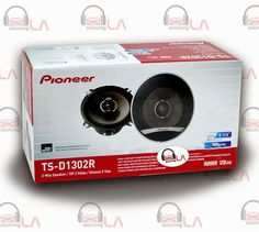 "Sourcing-LA: PIONEER TS-D1302R 5.25"" 180W 2-WAY COAXIAL CAR AUD..."
