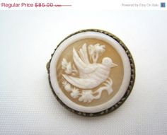 Your place to buy and sell all things handmade Victorian Jewelry, Antique Jewelry, Vintage Jewelry, Vintage Shops, Vintage Antiques, Karma, Mourning Jewelry, Cameo Jewelry, Shells