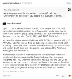 Seriously, if anyone here paid attention to the Middle East and Daash as much as they say they do, they'd realize Daash targets Islamic people (and their temples) of sects they think are weak. Daash kills them. They just recently sent a suicide bomber to a funeral of someone who was a sect they didn't like who fought against them. Islamic people who don't agree with Daash are being killed more often than we are in the U.S. today. Educate yourselves.