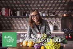 Deep Nutrition and the Four Pillars of Health #news #alternativenews