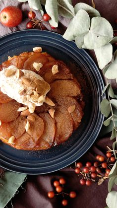 Think of this as a crispier, yummier version of apple upside-down cake.