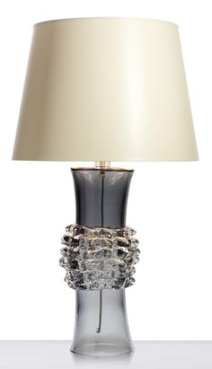 Evviva Murano Glass lamp by Otium