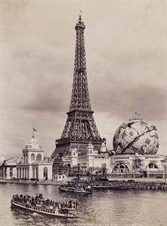 Las exposiciones universales de París y el nacimiento de la arquitectura moderna. ArteCreha