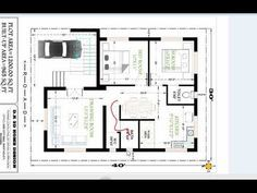 30x40 Feet Best House Plan Youtube 2bhk House Plan 30x40 House Plans Indian House Plans