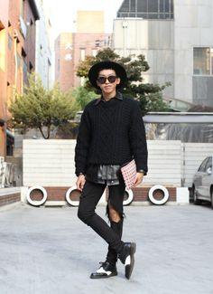 On The Street, Seoul… Lee Sang Won